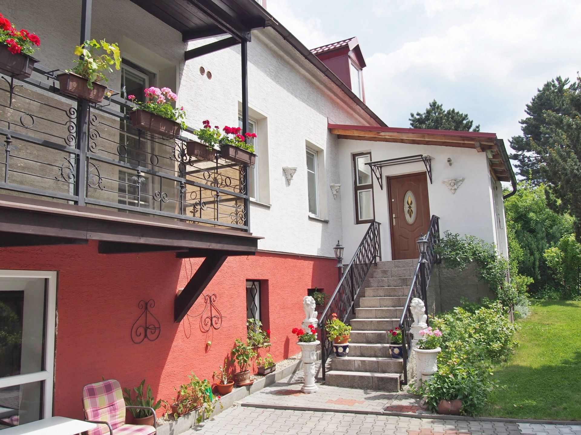Prodej RD kompletně zrekonnstruovaného, nedaleko centra města Liberec